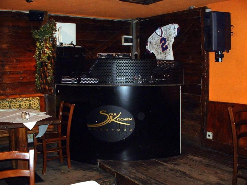 consolle dj anno 2005