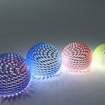 lampada da stampa tridimensionale